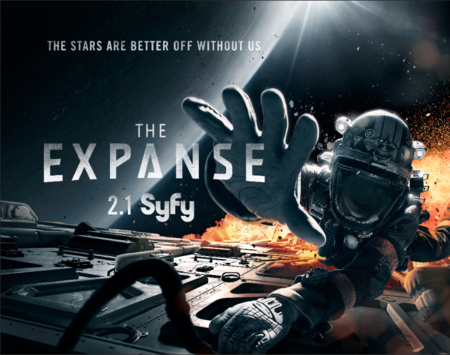 The Expanse Event Poster