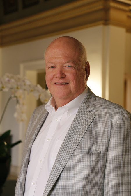 Stephen E. Rogers, Caltech Associates President