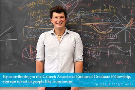 Konstantin Batygin, Assistant Professor of Planetary Science, Caltech