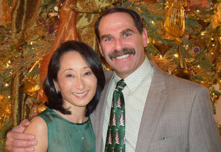 photo of Janice Ohta and Fred Weiss