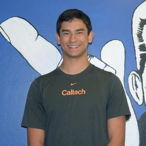 Caltech Undergraduate Alex Wuschner (Class of 2020)