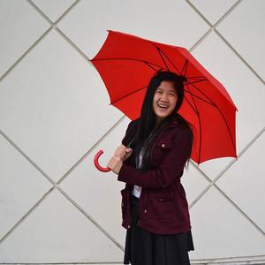 Caltech undergrad Catherine Day