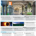 Caltech Associates Summer-Winter 2017 Calendar of Events